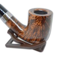 Peterson Sherlock Holmes Rathbone Dark Smooth P.Lip 9mm Pipe