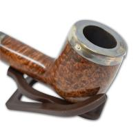 Peterson Silver Cap Natural 106 Fishtail Pipe (SS1032)