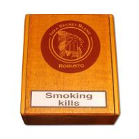 Inka Secret Blend Red Robusto Cigar - Box of 10