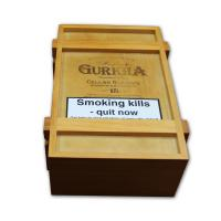 Gurkha Cellar Reserve 15 Year Old Solara Double Robusto Cigar - Box of 20