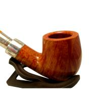 Peterson Spigot Natural Yellow Stem Pipe - 069 (Fishtail)