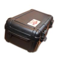 C.Gars Ltd Crushproof Travel Cigar Humidor X10 – 10 Cigar Capacity