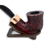 Peterson 2018 Christmas Rustic 05 9mm Pipe (PE278)