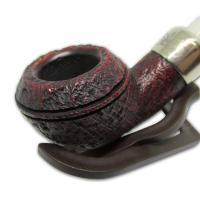 Peterson 2017 Christmas Rustic Bent 999 Fishtail Pipe (G1061)