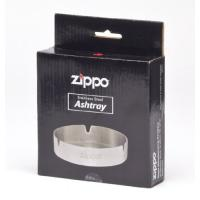 Zippo Stainless Steel Ashtray - 4 Inch Diameter