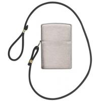 Zippo - Loss Proof with Loop & Lanyard - Windproof Lighter