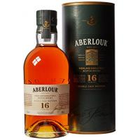 Aberlour 16 Year Old Single Malt Scotch Whisky - 70cl 43%