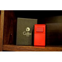 Colibri Astoria Triple Jet Flame Lighter - Red and Black (End of Line)