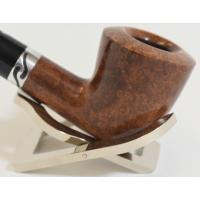 Aldo Velani Eximia Smooth Semi Bent 9mm Filter Fishtail Pipe (AV35)