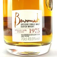 Benromach 1975 Bottled 2016 - 70cl 49.9%