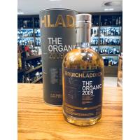 Bruichladdich The Organic 2009 Single Malt Scotch Whisky - 70cl 50%