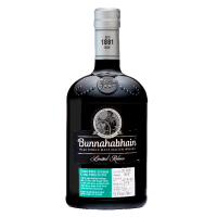 Bunnahabhain 2007 11 Year Old Port Pipe Finish - 55.3% 70cl