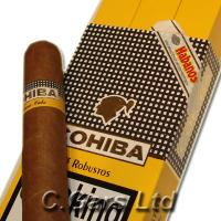Cohiba Robusto Cigar - Pack of 3