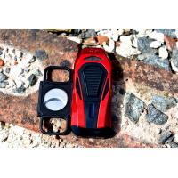 Colibri Boss Triple Flame Lighter - Red & Black