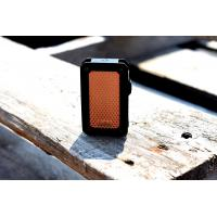Colibri Rally Single-jet Flame Lighter - Black & Rose