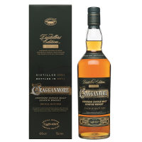 Cragganmore 2005 Distillers Edition 2017 Edition Single Malt Whisky - 70cl 40%