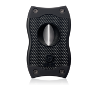 Colibri Evo Single Jet Lighter & SV Cutter Set - Black