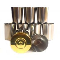 Stainless Steel Cartridge With 8 Numbered Cups
