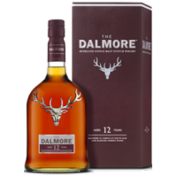 Dalmore 12 Year Old + New World Cigar Pairing