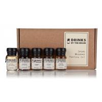 Drinks by the Dram Irish Whisky Tasting Set - 5x3cl 40%