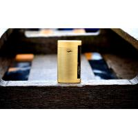 ST Dupont Slim 7 – Torch Flame Lighter - Brushed Gold