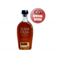 Elijah Craig Small Batch Kentucky Straight Bourbon Whisky - 70cl 47%