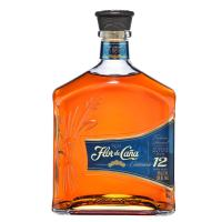 Flor de Cana 12 year old Rum - 40% 70cl - CHRISTMAS GIFT