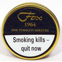 Fox 1964 Mixture Pipe Tobacco 50g Tin