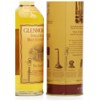 Glenmorangie 10 Year Old Vintage Single Malt Scotch Whisky - 70cl 40%