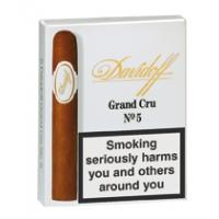 Davidoff Grand Cru No. 5 Cigar - Pack of 5 cigars