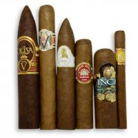 James' Introduction To Cigar Flavours Beginners Sampler – 6 Cigars