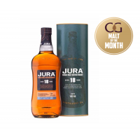 Jura 18 Year Old Single Malt Scotch Whisky - 70cl 46%