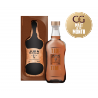 Jura 21 Year Old Tide Single Malt Scotch Whisky - 70cl 46.7%