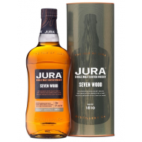 Jura Seven Wood - 42% 70cl (Isle of Jura)