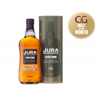 Jura Seven Wood Single Malt Scotch Whisky - 70cl 42%