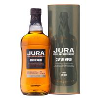 Isle of Jura Seven Wood 2018 Bottling Single Malt Scotch Whisky - 70cl 42%