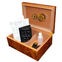 Ligera Executive Cigar Humidor - Up to 60 cigar capacity