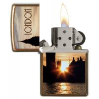 Zippo - London Sunset Big Ben- Windproof Lighter