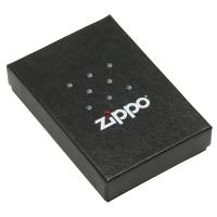 Zippo - Street Chrome Lucky Skull - Windproof Lighter