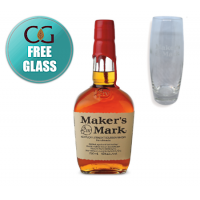Makers Mark Kentucky Straight Bourbon - 70cl 45%