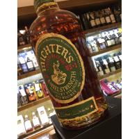Michters Barrel Strength Kentucky Straight Rye Whiskey - 70cl 56%