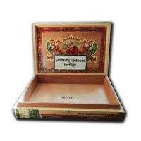 Empty My Father Flor De Las Antillas Robusto Cigar Box