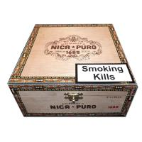 Alec Bradley Nica Puro 1685 - Toro Cigar - Box of 20