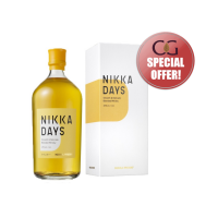Nikka Days Japanese Blended Whisky - 70cl 40%