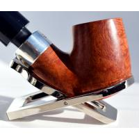 Peterson Smooth Deluxe System 8S Silver Mounted P Lip Pipe (PE634)