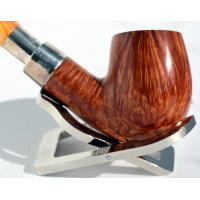 Peterson Natural Spigot 69 Silver Mounted Fishtail Pipe (PE694)