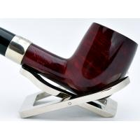 Peterson Jekyll and Hyde X105 Nickel Mounted Fishtail Pipe (PE795)