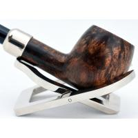 Peterson Irish Made Army 86 Nickel Mounted Fishtail Pipe (PE799)