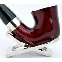 Peterson Jekyll and Hyde 05 Nickel Mounted Fishtail Pipe (PE810)
