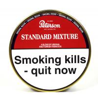 Peterson Standard Mixture Pipe Tobacco - 50g tin (Formerly Dunhill Range)